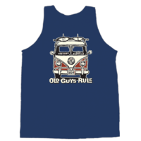 good vibrations navy tank
