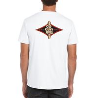 Diamond Longboard t-shirt