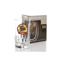 Beer Stein 'Beer Belly' Glass