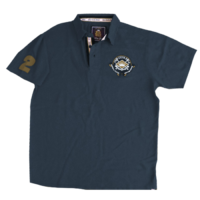 Vintage Sail Polo Navy