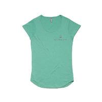 Lagoon Women's Fashion T-shirt