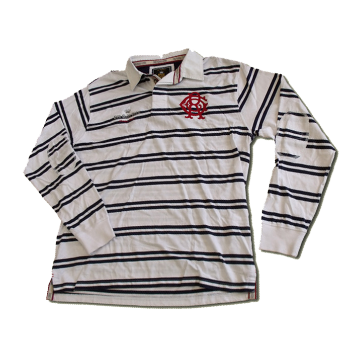 Rugby Stripe wht/nvy L
