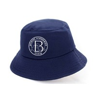 Bondi Icebergs Bucket Hat Navy