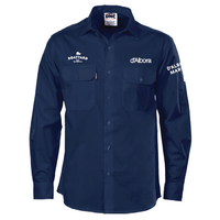 Cool Breeze LS Work Shirt